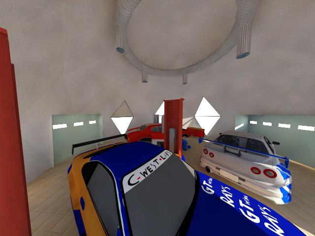Unique Auto Garage Dome plans and designs
