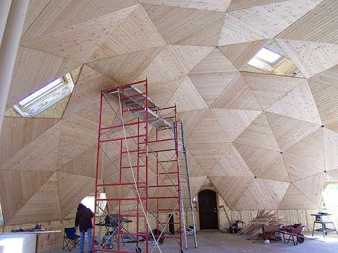 The Top Ten Fuller's geodesic Homes In The World