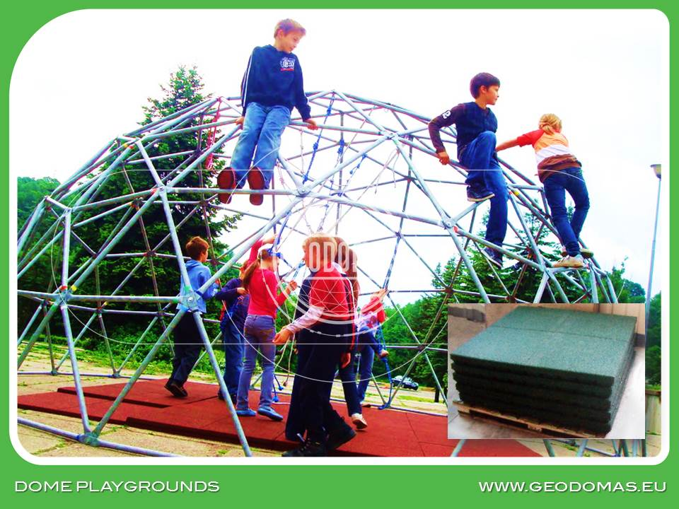 Domes for Children Playgrounds Private & Public Use