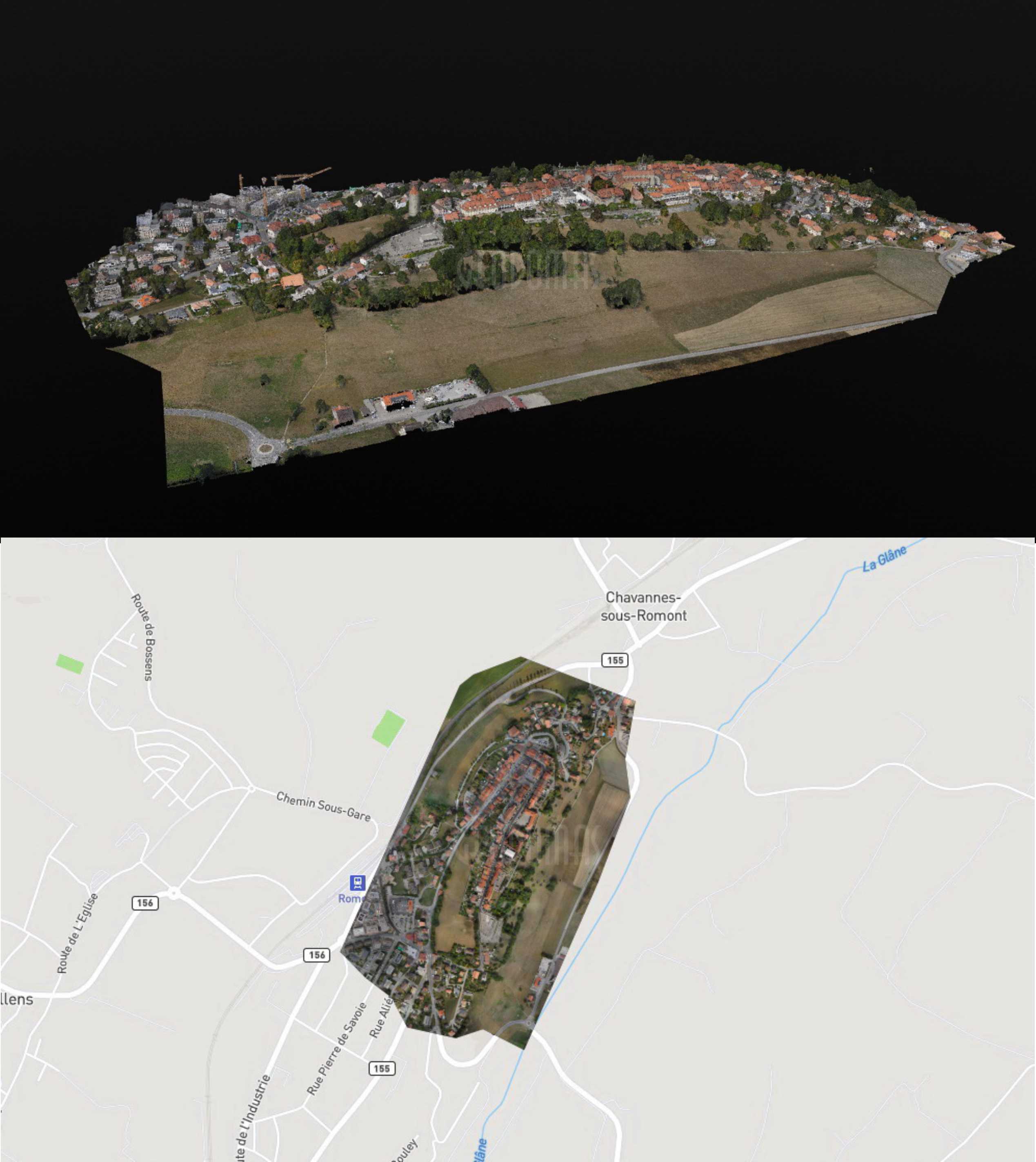 VR interactive 360°x180° Platform & 3D scanning