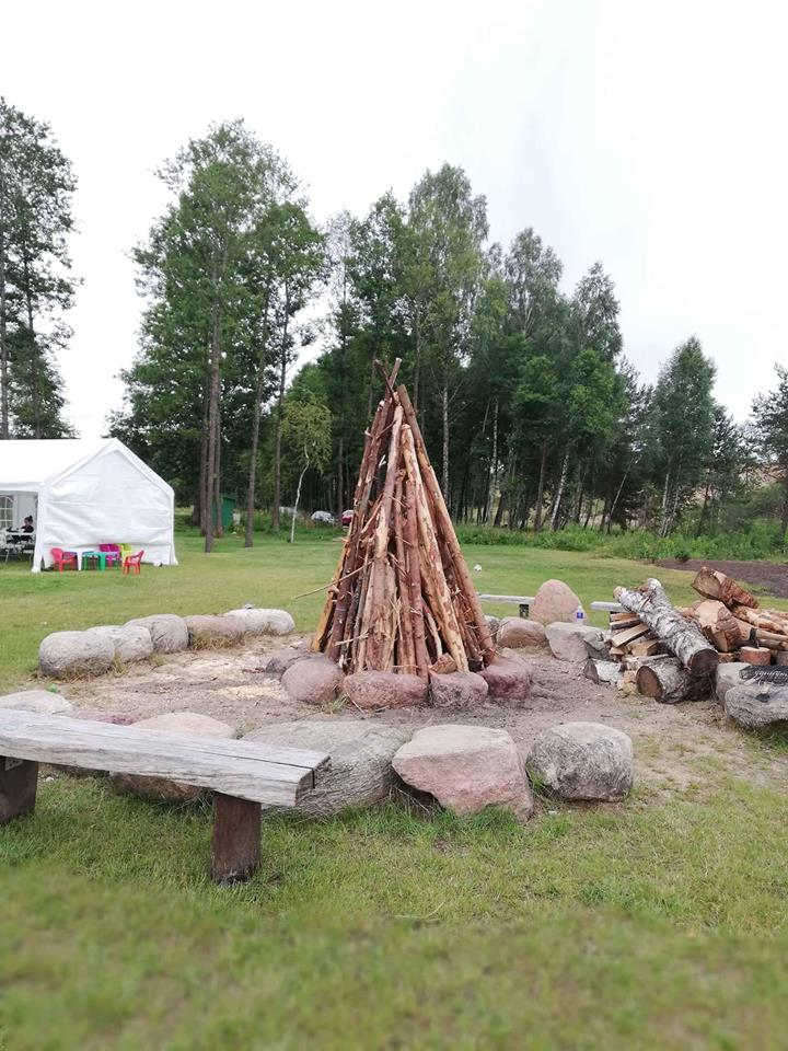 Ø18m F6 H6,5m Playground Dome – Low Edition | Margis Resort, Trakai