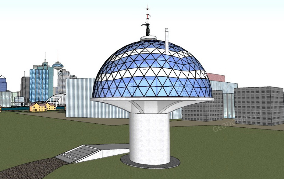 The Pole House 420m2 Concept | Amazing Architecture